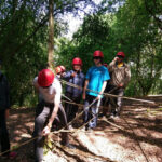 summer camps at high adventure