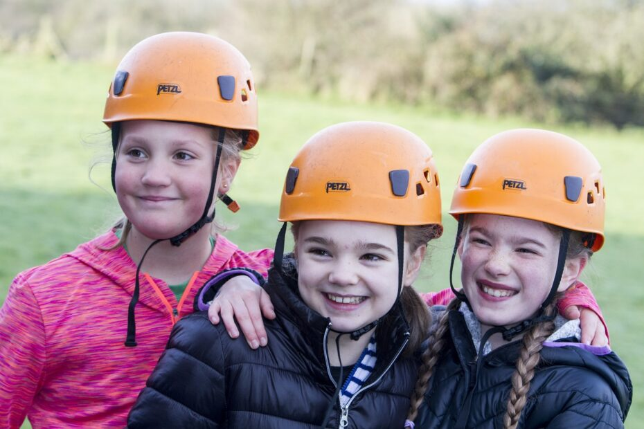 high adventure outdoor education centre primary school visits