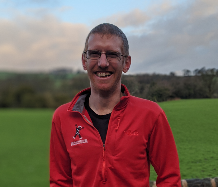 Henry exon Centre Operations Manager at High Adventure