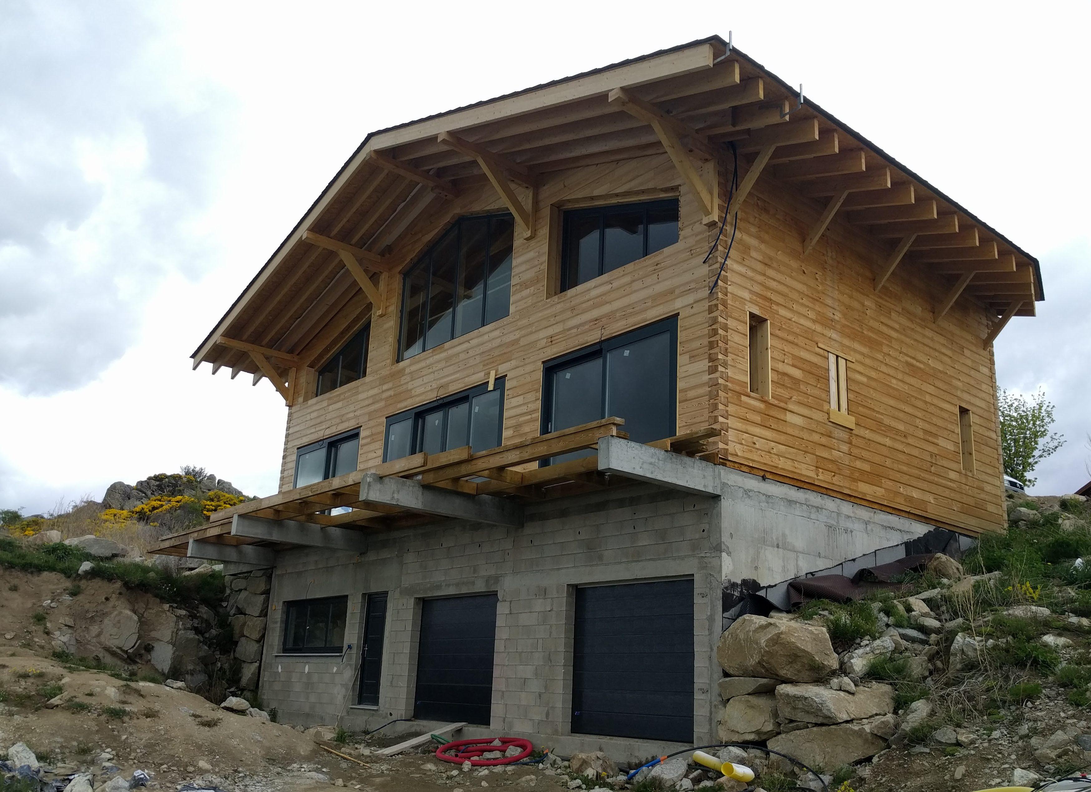 Chalet de montagne RT2012