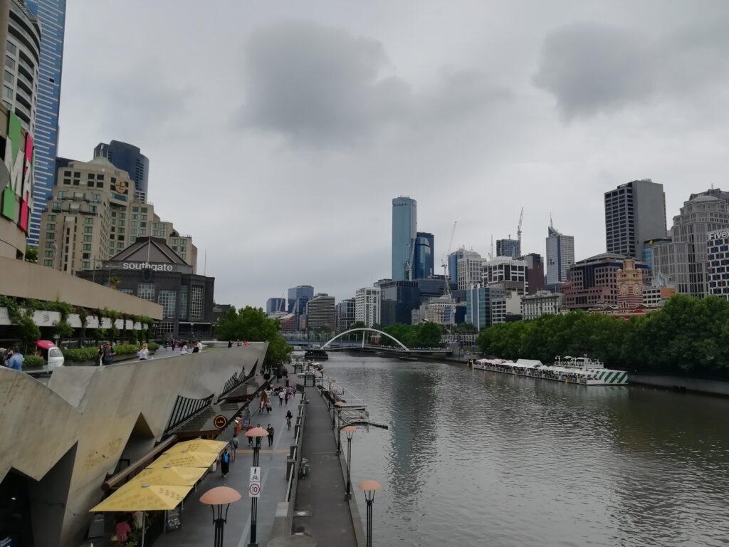 Melbourne CBD, Australia