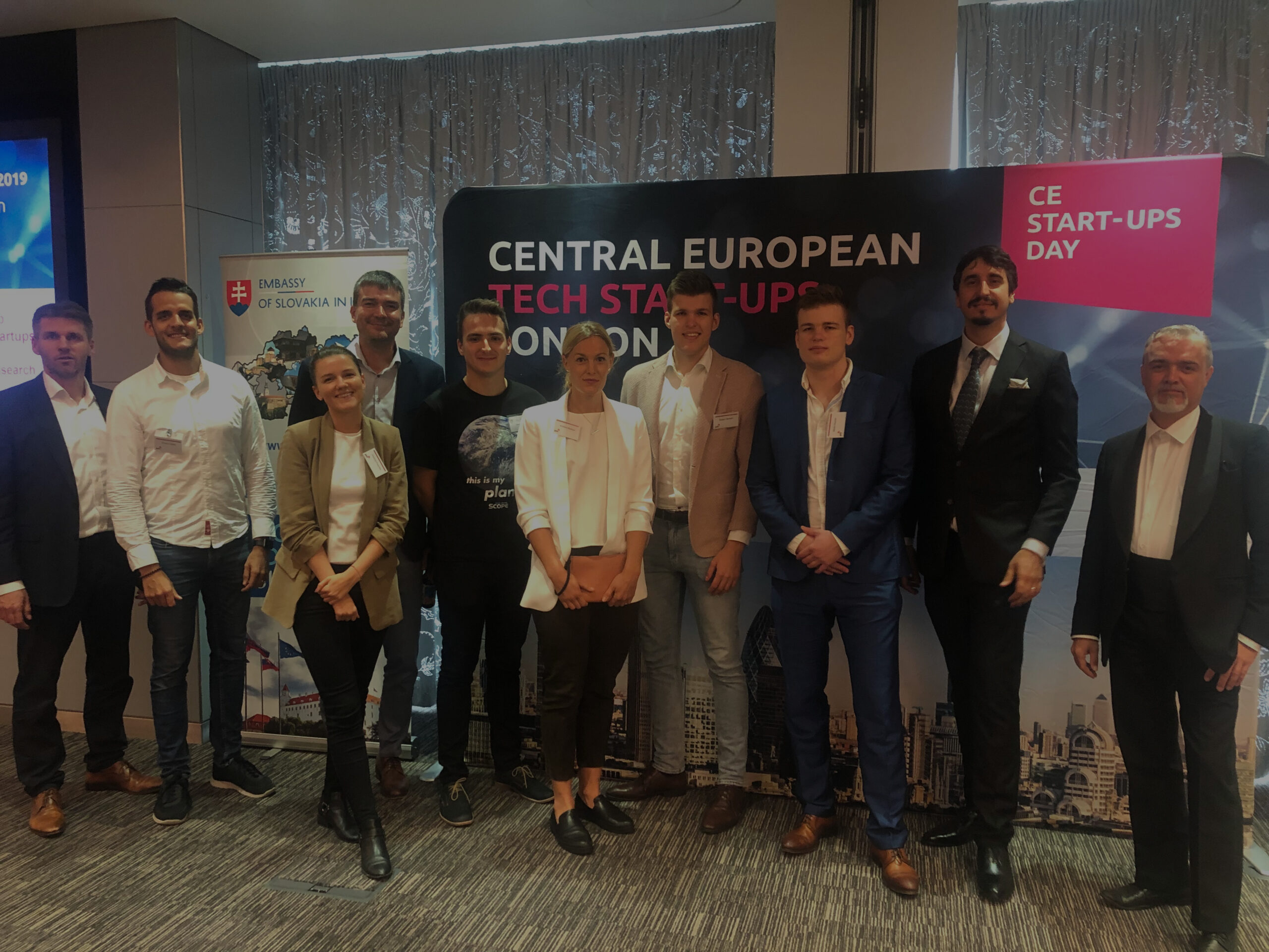 Central European Startups London