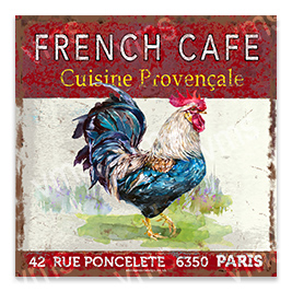 AN003 – French Cafe – 12×12