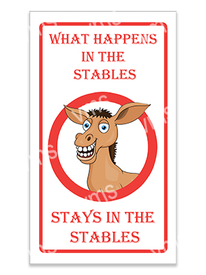 AN012 – What Happens In The Stables – 8×14