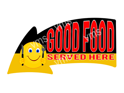 ARW014 – Good Food – 26″x14″