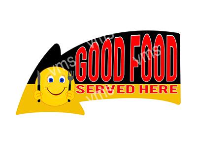 ARW016 – Good Food – 16″x8.5″