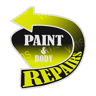 ARW032 – Paint & Body Repair – 14″x16″