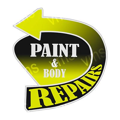 ARW032 – Paint & Body Repair – 14″x16″