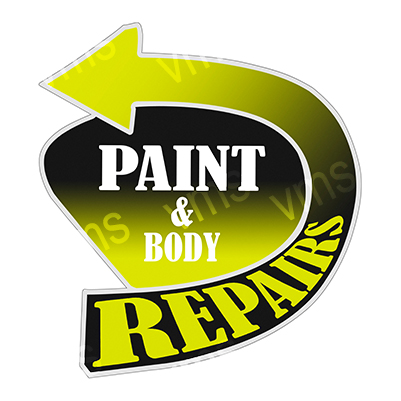 ARW033 – Paint & Body Repair – 28″x24″