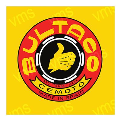 BUL001- Taco – 12″x12″