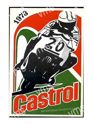 CAS001 – 1973 Races – 12″x18″