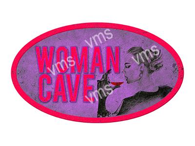 CAV005 – Women Cave – 8″x14″