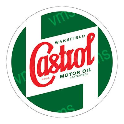 CSTL007- Logo – 14″ Round