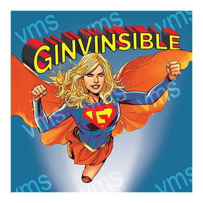 DNK006 – Ginvinsible – 12″x12″