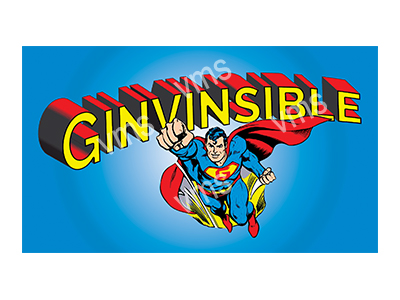 DNK007 – Ginvinsible – 14″x18″