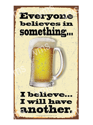 DNK014 – I Believe I'll Have Another – 8″x14″