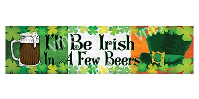 DNK022 – I'll Be Irish – 18×4.5