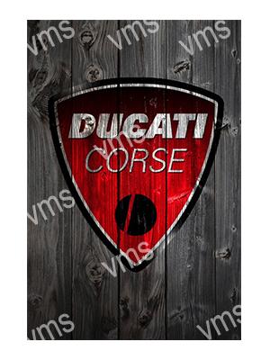 DUC004 – Corse – 12″x18″