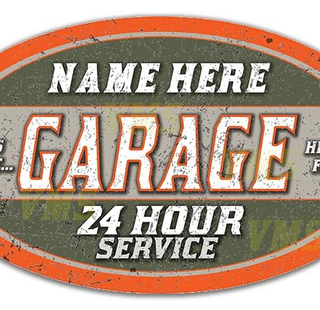 PERS005 – 24 HOUR GARAGE 8X14