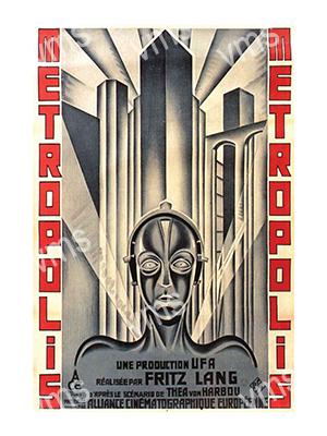 FLM022 – Metropolis – 12″x18″