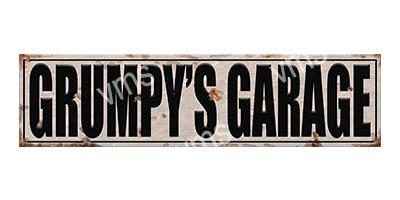 GRG001 – Grumpys Shed – 4.5″x18″