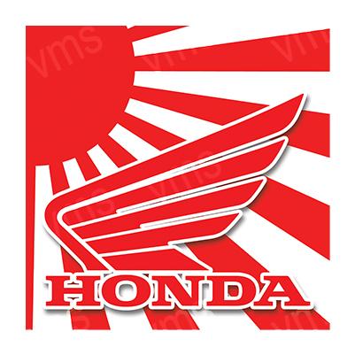 HON001 – Wings Logo – 12″x12″