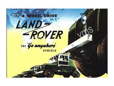LR003 – Go Anywhere – 12″x8″