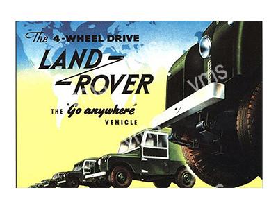 LR003 – Go Anywhere – 12″x8″