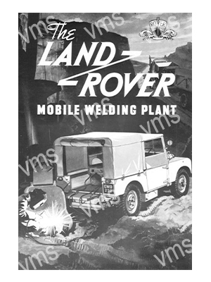 LR005 – Mobile Welding – 8″x12″