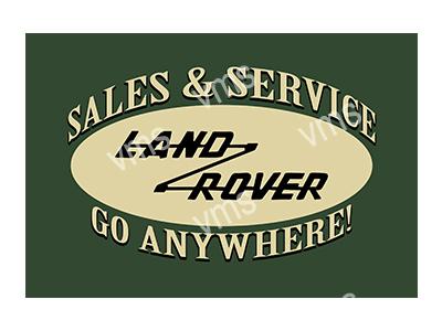 LR010 – Service & Sales – 12″x8″