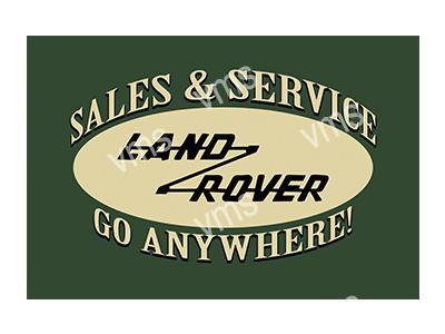 LR011 – Service & Sales – 18″x12″