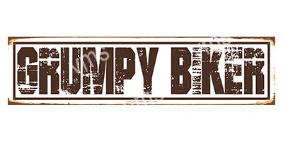 MBH016 – Grumpy Biker – 18″x4.5″