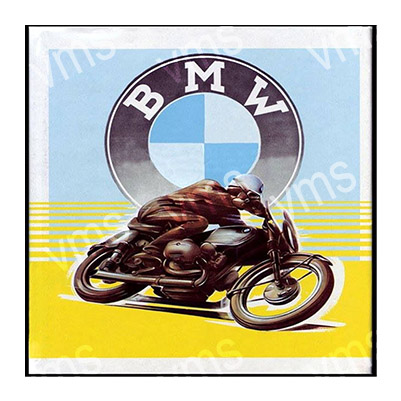MBMW002 – Vintage Racer – 12″x12″