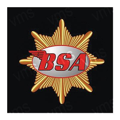 MBSA002 – Star Logo – 12″x12″