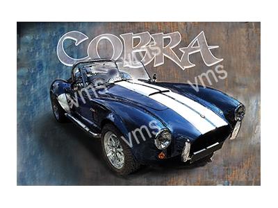 MSA005 – Cobra – 18″x12″