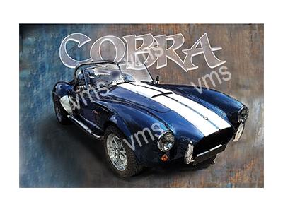 MSA006 – Cobra – 24″x16″