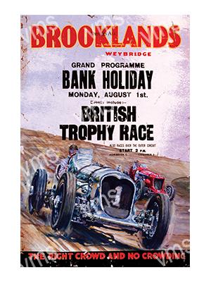 MSR001 – Brooklands Trophy – 12″x18″