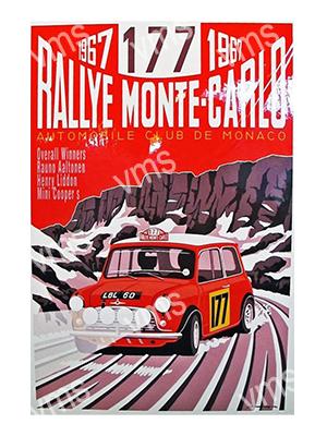 MSR0024 – Monte Carlo – 12″x18″