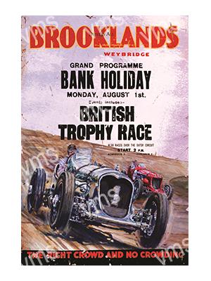 MSR004 – Brooklands Trophy – 24″x36″