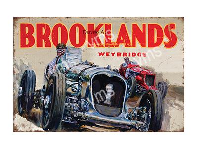 MSR005 – Brooklands – 12″x18″