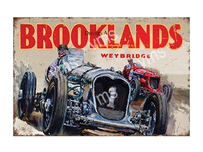 MSR006 – Brooklands – 24″x16″