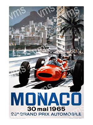 MSR014 – Monaco 65 – 12″x18″