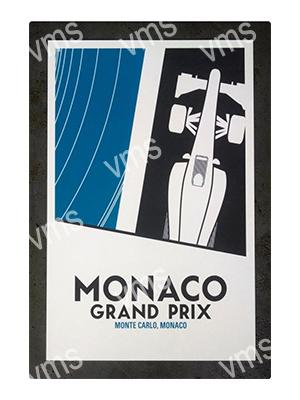 MSR015 – Monaco – 12″x18″