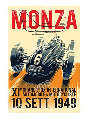 MSR016 – Monza – 12″x18″