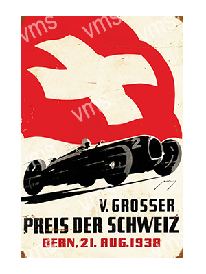MSR030 – 1938 Bern – 12″x18″