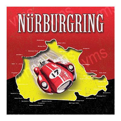 MSR031 – Nurberg – 12″x12″