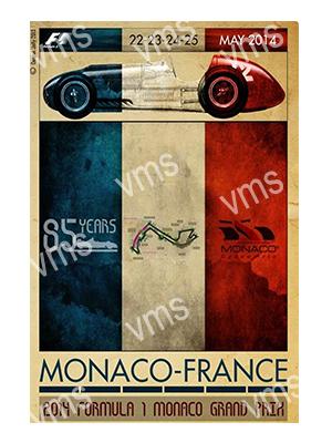 MSR043 – Monaco – 12″x18″