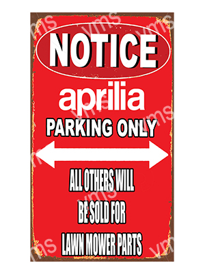 NTC001 – Parking Only – 8″x14″