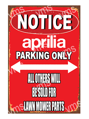NTC002 – Parking Only – 12″x18″