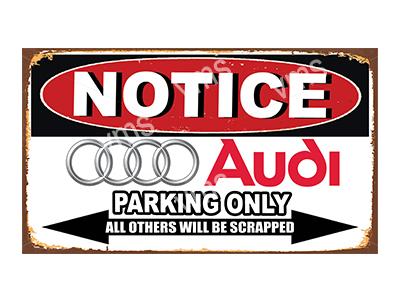 NTCC001 – Parking Only – 14″x8″